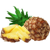 Pineapple Flavor water soluble a very natural pineapple flavor - not like canned pineapple  ** This is a very strong flavor  Ingredients: Natural and Artificial Flavors, Propylene Glycol