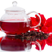 Hibiscus Flavor the flavor of hibiscus tea, tart and lively  Ingredients: Natural and Artificial Flavors, Propylene Glycol, Water