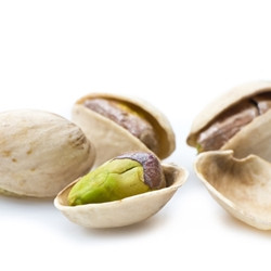 Pistachio Flavor  Water Soluble.  A light, clean pistachio flavor.  This flavor contains trace amounts of Custard Notes. Ingredients: Artificial Flavors, Propylene Glycol, Water.