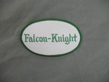 Falcon-Knight Sew-On-Patch