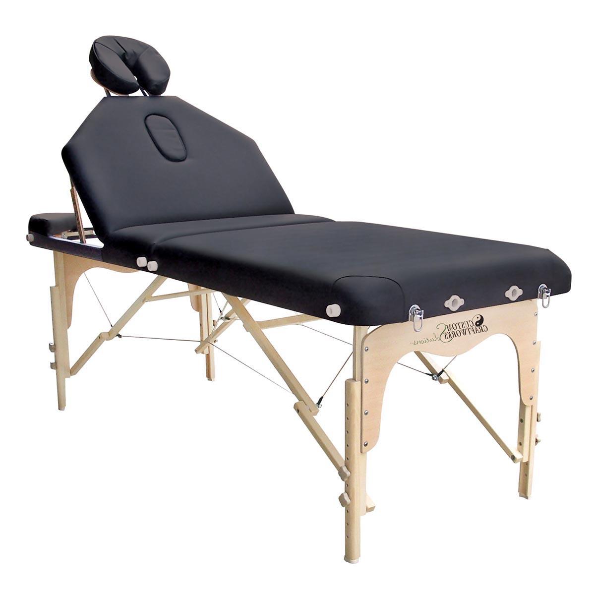 Custom Craftworks Solutions Destiny Black Lifted Backrest