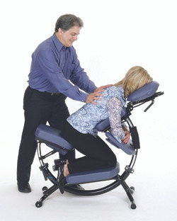 Demonstration of Pisces Pro Dolphin II Massage Chair