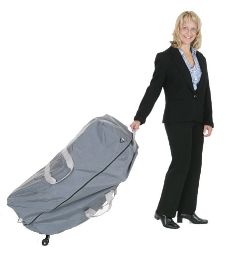 Dolphin II Massage Chair Wheeled Carry Case