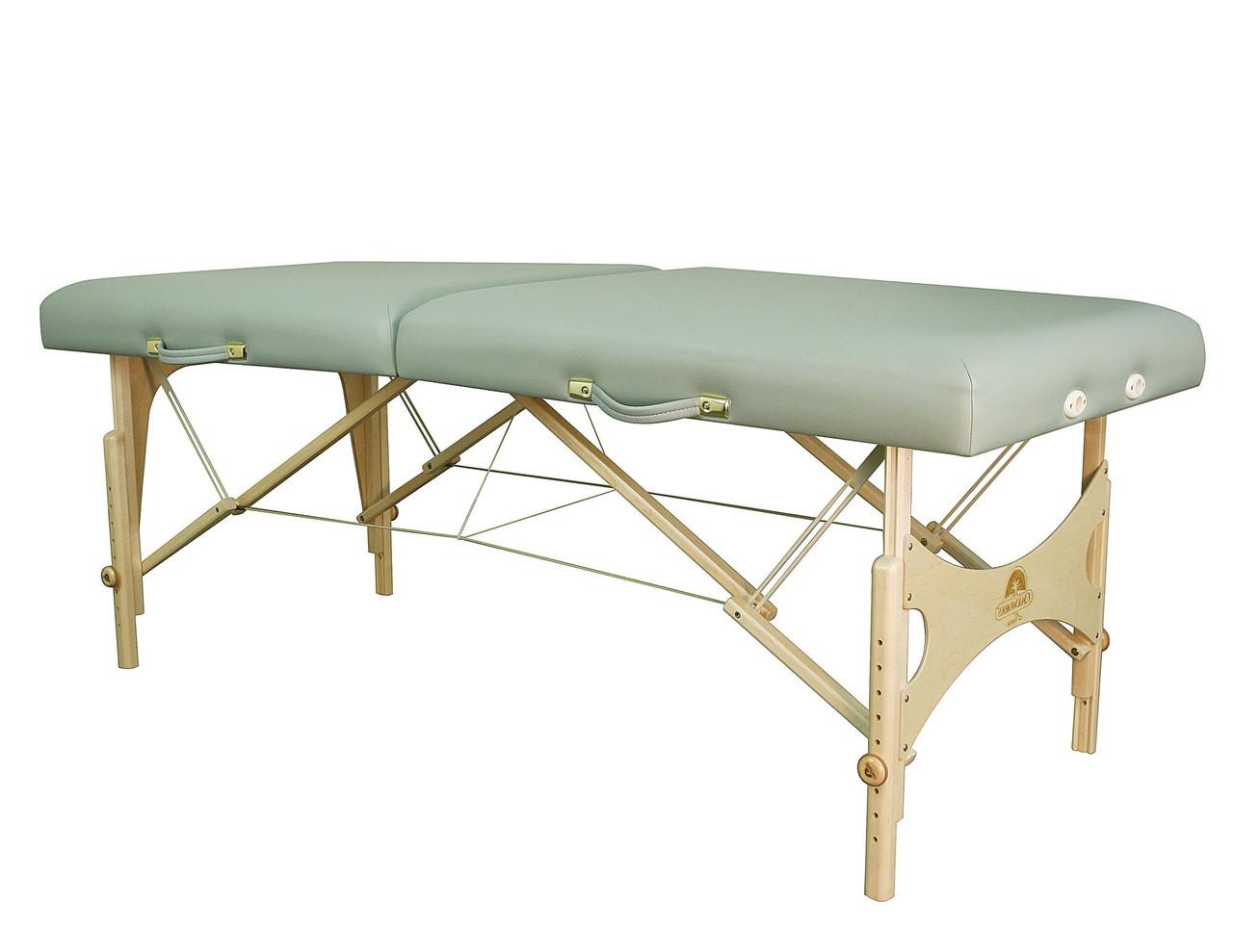 Oakworks nova professional massage table package massage world - Massage table professional ...