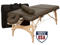 Oakworks NOVA Professional Package with Carry Case, Face Rest Platform, Face Rest Crescent, Bolster and Arm Hammock
