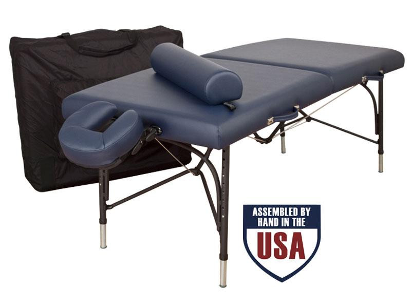 Oakworks Wellspring Essential Package - with Carry case, Face Rest Cradle, Face Rest Cushion and Bolster