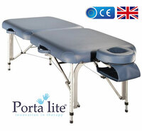 Lightweight Portable Massage Table - Porta-lite Delta II from Europe