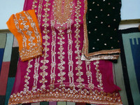 Gota Embroidery Suits Pakistan