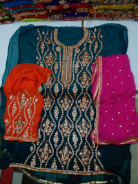 Gota Embroidery Suits USA
