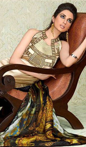 buy online Discounted Ladies Suits Asim Jofa Silk
