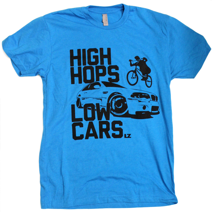 the story behind high hops low cars lzbmx