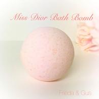 Frieda & Gus Miss Dior scented BATH BOMB