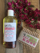 Jasmine Shower Oil with Rose Goat Milk Soap