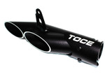 Toce™ 2006-2017 Yamaha R6 Double Down Slip-On Exhaust