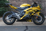 Toce™ 2006-2017 Yamaha R6 Single Tip 3/4 Cat Delete Exhaust System