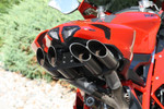 Toce™ 2007-2011 Ducati 1098/1198 T-Slash Slip-on Exhaust
