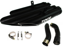 Toce™ 2004-2006 Yamaha R1 T-Slash Slip-On Exhaust
