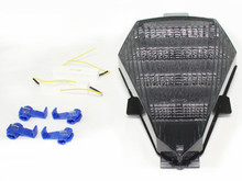TST 08-16 Yamaha R6 Integrated Tail Light (Smoked)
