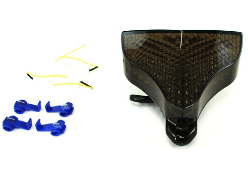 TST 09-14 Yamaha R1 Integrated Tail Light (Smoked)