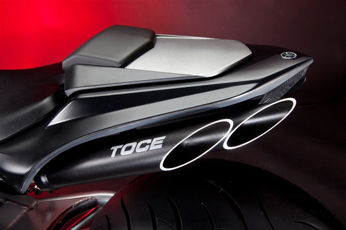 Toce™ 2007-2008 Yamaha R1 T-Slash Slip-On Exhaust