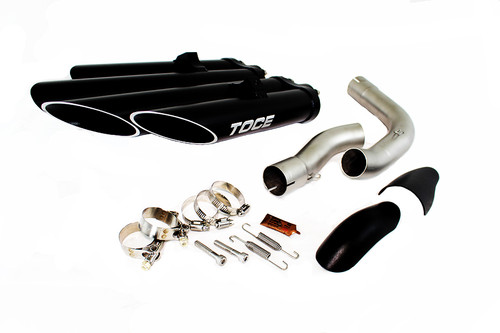 Toce™ 2009-2014 Yamaha R1 T-Slash Slip-On Exhaust