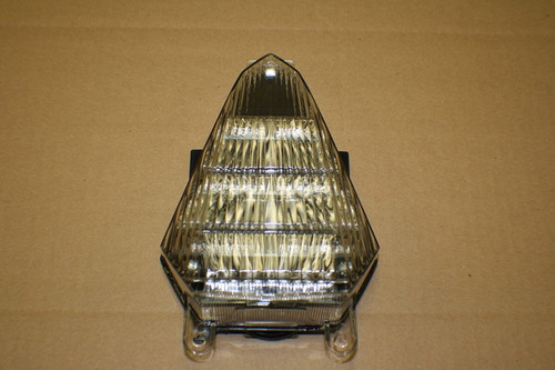 TST 08-16  Yamaha R6 Integrated Tail Light (Clear)