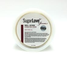 Rose + Oxygen Organic Sugar Body Scrub | Sugar Scrub