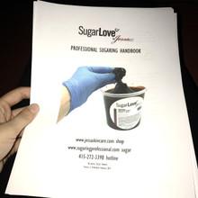 SugarLove Sugaring Handbook (E-Book Download)