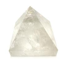 Crystal Quartz Pyramid - Tiny