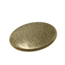 Orgonite Plain Golden EMF Blocker Protector