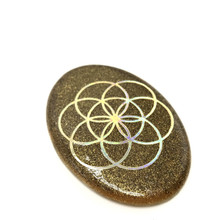 Seed of Life Orgonite EMF Blocker Protector