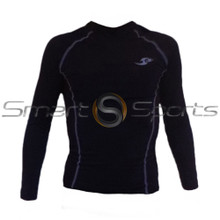 Take 5 Kids Long Sleeve Compression Top Black