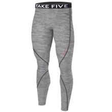 New Mens Compression Pants Base Layer Tights Melange Take 5