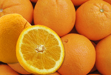 Navel Oranges, Organic, 18 Lb. Box