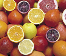 Mixed Fruit, Organic, 18 Lb. Box