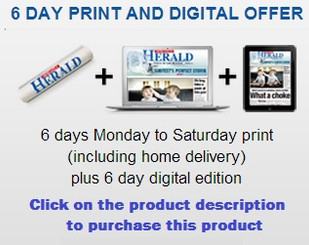 The Newcastle Herald 6 day Print and Digital Subscription
