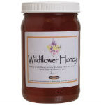 Wildflower Honey 3lbs