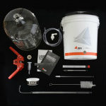 Carboy Home Brew Kit with 6 Gallon Glass Carboy