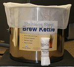 "Straining Bag - Brew in a Bag 26"" X 26"""