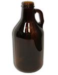 Glass Jug - 1/4 Gallon, 32 oz  (case of 12)