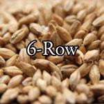 6-Row Malted Barley