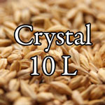 Crystal 10 Malted Barely