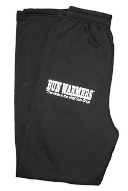 Bun Warmers The Hole in the Wall Sub Shop Sweatpants