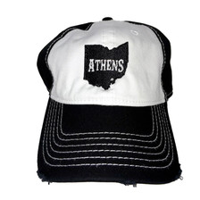 Athens Distressed Trucker Hat - Precision Imprint
