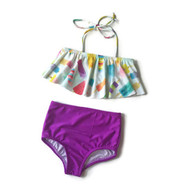 Popsicle Two Piece Swimsuit SOLD OUT