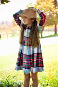 Harlow Plaid Dress SOLD OUT