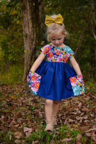 Fall Floral Everly SOLD OUT