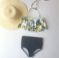 Lemon Swing Swimsuit SOLD OUT