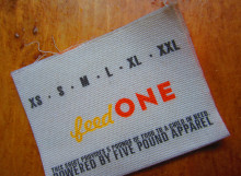 Organic Micro Cotton Clothing Label