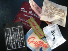 Vintage label collection